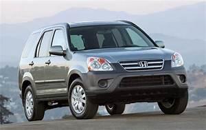 2003 Honda Cr