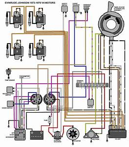1971 Evinrude 50 Hp Wiring Diagram   34 Wiring Diagram