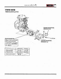 Twin Cylinder Horizontal Shaft Engine
