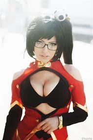 Litchi Faye Ling Cosplay Hot