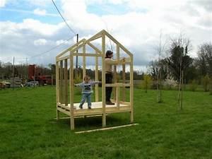Maison Pour Enfant En Bois : travaux de charpente couverture ossature bois bardage ~ Premium-room.com Idées de Décoration