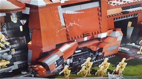 used lego 7662 lego wars 7662 trade federation