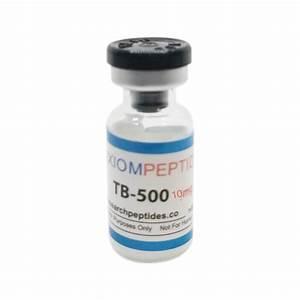 Thymosin Beta 4  Tb500  - Vial Of 10mg - Axiom Peptides