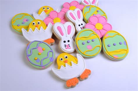 easter cookies decorating ideas family holidaynet