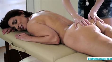 Two Hardcore Lesbians Stepmom And Teen Babe Tribbing Till