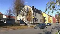 Höst Över Sandbacka, Haga och Sandahöjd i Umeå. - YouTube