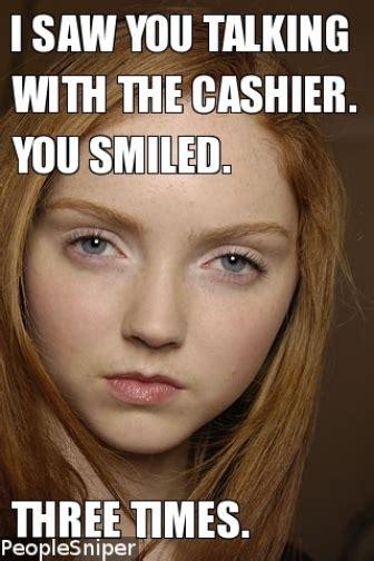 Jealous Gf Meme - funny jealous girlfriend memes image memes at relatably com