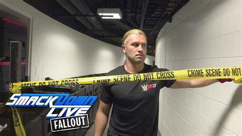 Tyler Breeze loses Fandango: SmackDown LIVE Fallout, Oct ...