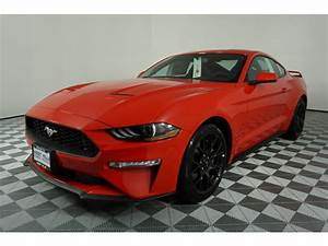 New 2018 Ford Mustang EcoBoost Premium Fastback in Bremerton #FO1668 | West Hills Auto Plex