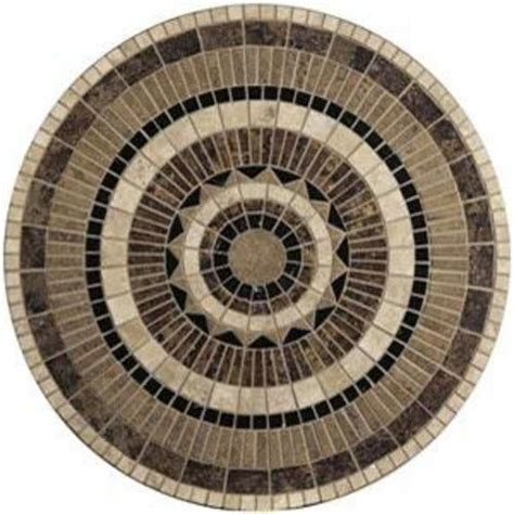wall tile medallions 17 best images about outdoor medallions on pinterest mosaic floors star designs and mosaic tiles