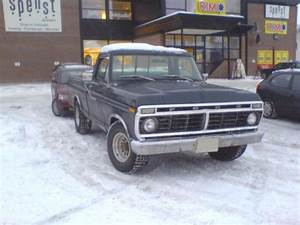1973 Ford F-100 - Pictures