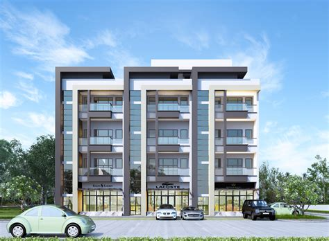exterior facade design inexpensive exterior facade design for condo architecture digizmo