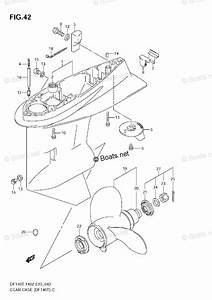 Suzuki Outboard Parts By Model Df 140 Oem Parts Diagram