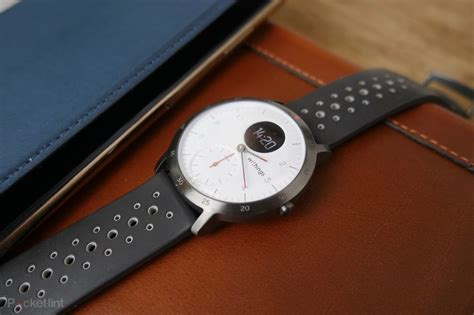 withings steel hr sport review pocket lint