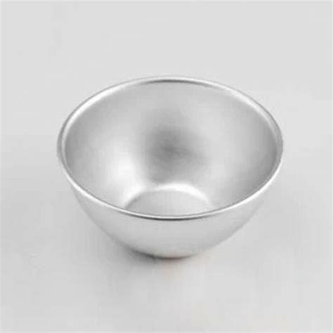 pcs diy hemisphere bath bomb cake pan mold pudding