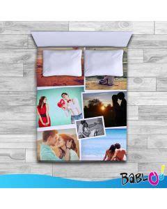 lenzuola personalizzate  foto biancheria da letto