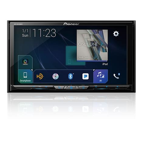 Flagship In-dash Multimedia Receiver With 7