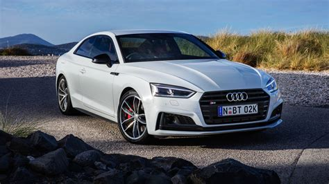 2017 audi s5 coupe pricing and specs quicker coupe gets