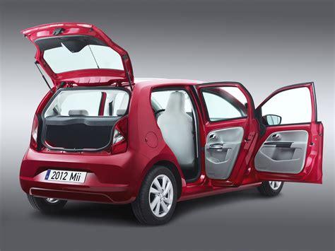 voiture 5 portes description de la nouvelle voiture mii 5 portes seat actualite voitures