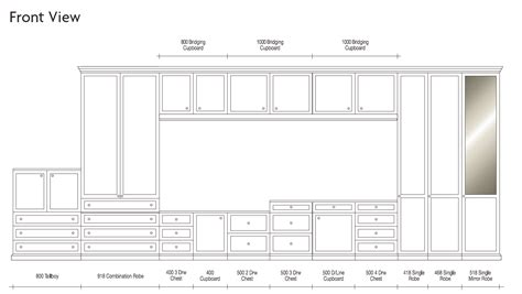 Cupboard Dimensions Standard by Standard Bedroom Cupboard Sizes Www Indiepedia Org