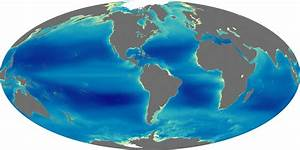 Nines Years Of Ocean Chlorophyll   Image Of The Day