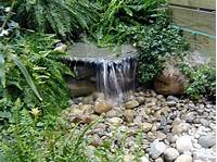 how to build a water feature How to Make a Pondless Water Feature | eBay