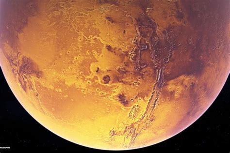 Planet Mars 1080P Wallpaper