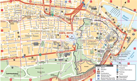 cofil  location map