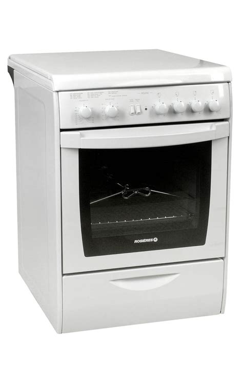 cuisine sonore gaziniere rosieres rcg 6021 rb rcg6021rb 2461420 darty