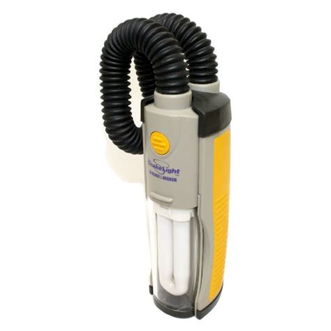 black and decker snake light black and decker flashlight gray black yellow plastic
