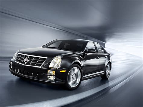 cadillac sts overview cargurus