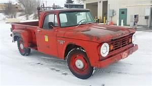 1966 Dodge Civil Defense D 4
