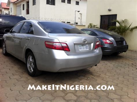 Car Rental In Harcourt Nigeria by Toyota Camry Car Rental In Abuja Nigeria Make It