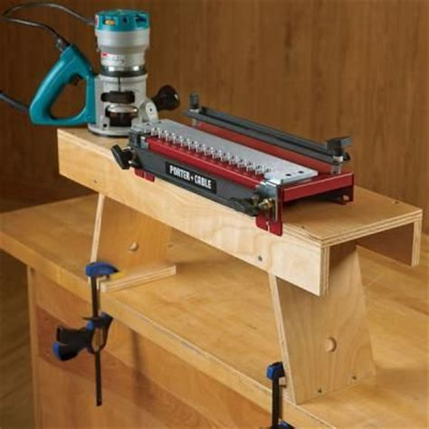 workshop dovetail router jigs images