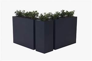 Pflanzen Kübel Beton : pflanzk bel rechteckig online kaufen vivanno ~ Markanthonyermac.com Haus und Dekorationen