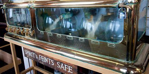 weird whisky term spirit safe vinepair