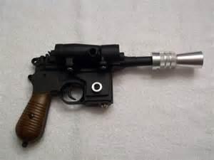 Star Wars Blaster DL-44