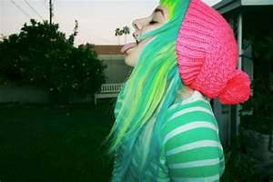 Neon 11 Crazy Hair Colors You Wish You Had Hair