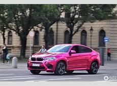 BMW X6 M F86 30 Juli 2015 Autogespot