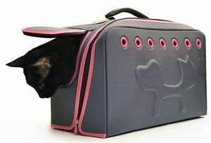 Caisse De Transport Chat Gifi : 4 trucs pour choisir le bon sac de transport pour chat ~ Dailycaller-alerts.com Idées de Décoration