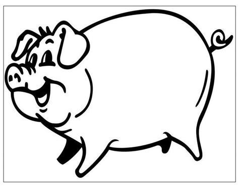 disegno per bimbi maiale disegno per bambini