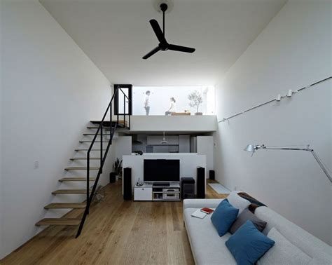 vivienda en hiyoshi moderna casa japonesa