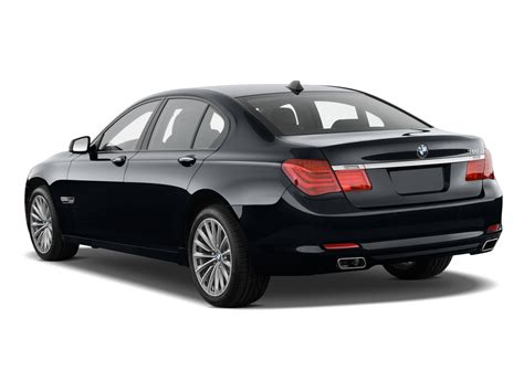 2009 Bmw 7series Reviews And Rating  Motor Trend