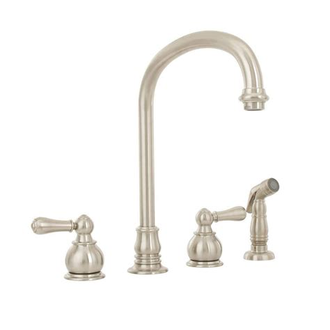 standard kitchen faucets standard hton 2 handle standard kitchen faucet