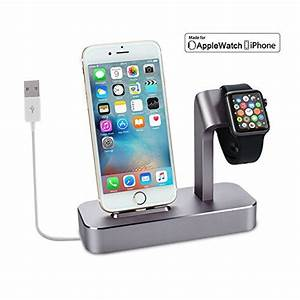 Iphone 5 Ladestation : iphone apple watch ladestation mit eine iphone ladekabel 2 in 1 ladestation f r apple watch ~ Sanjose-hotels-ca.com Haus und Dekorationen