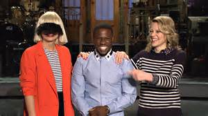 Watch Roseanne Halloween Episodes by Watch Sia Kevin Hart And Kate Mckinnon Promise The Best
