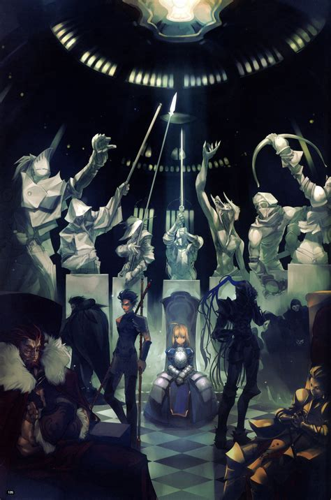 fatezero zerochan anime image board
