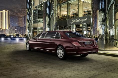 2015 Mercedes-maybach Pullman