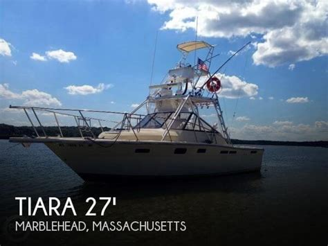 Tiara Boats For Sale In Ma by 1982 Tiara 27 Fishing Boat For Sale In Marblehead Ma