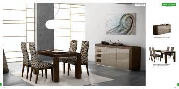 contemporary dining room sets dining room furniture modern sets irene lacquered decobizz